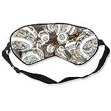 Silk Sleeping Eye Mask for Women & Men, Ultimate Sleep Aid for...