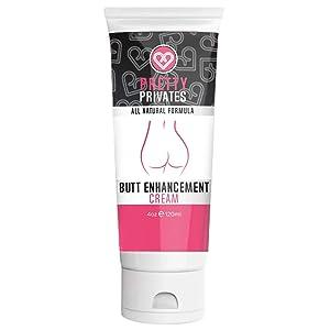 Butt Enhancement Cream - Pretty Privates - Butt Cream for a Bigger Butt - No need for Pills