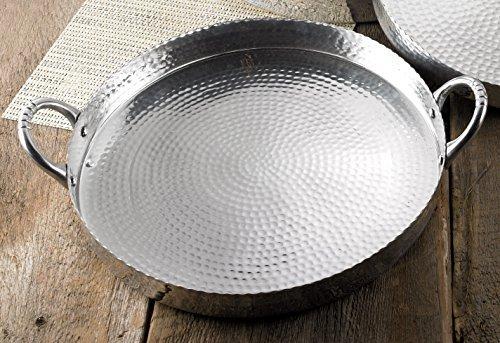 Large Round Serving Platter - 23