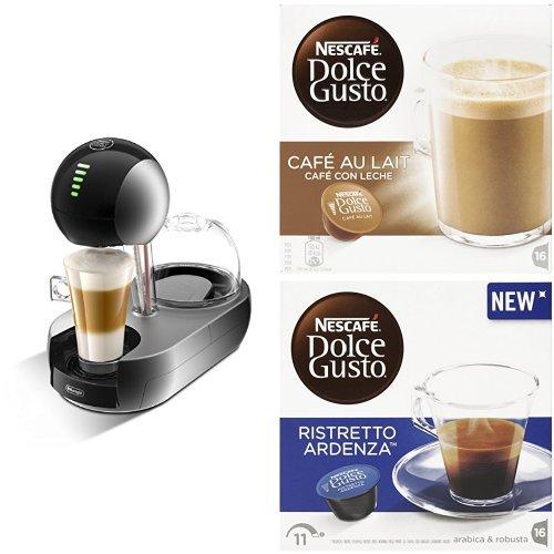 Pack DeLonghi Dolce Gusto Stelia - Cafetera espresso monodosis ...