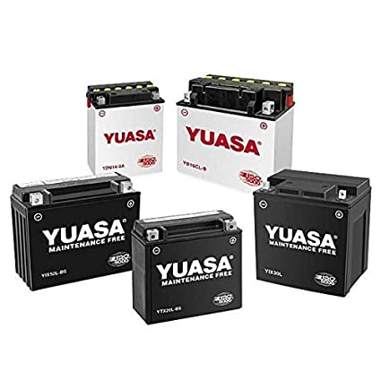 Amazon com: Yuasa YB18-A YuMicron Battery for 1986-1988