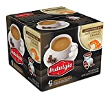 k cups for 2 0 keurig - Indulgio White Chocolate Caramel Cappuccino, 42 Count