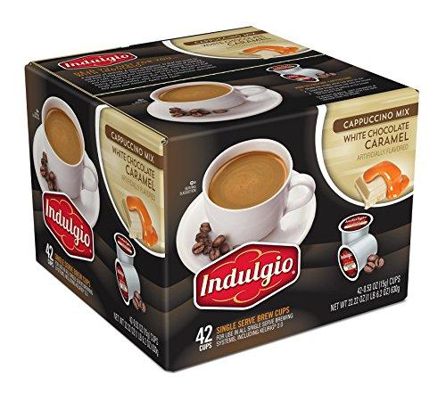 Chocolate Cappuccino Coffee - 4