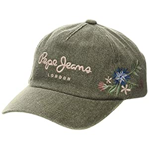 Pepe Jeans Girl's Embroidery Cap