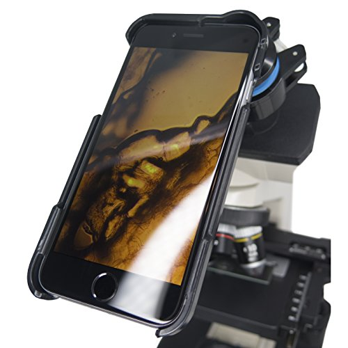 Magnifi 2 for iPhone 6 and 6s - Photo Adapter Case for Microscopes, Telescopes, Binoculars, and Other Optical Instruments from Arcturus Labs
