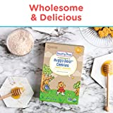 Healthy Times Organic Hugga Bear Cookies for
