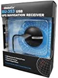 GlobalSat BU-353 USB GPS Receiver (Discontinued by Manufacturer)