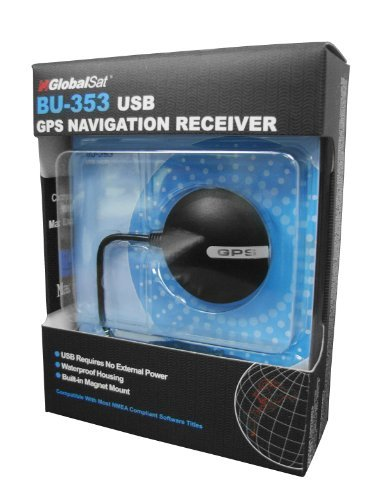 GLOBALSAT BU 353 USB GPS NAVIGATION RECEIVER TREIBER WINDOWS 10