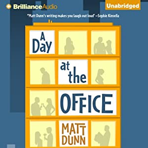 A Day at the Office | Livre audio