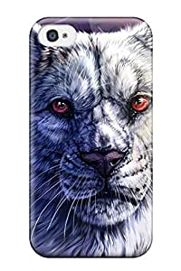 Oscar M. Gilbert's Shop New Premium MarvinDGarcia Animal Skin Case Cover Excellent Fitted For Iphone 4/4s 1662860K29825944