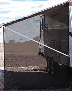 Tentproinc RV Awning Side Sun Shade Net Complete Kits Drop ...