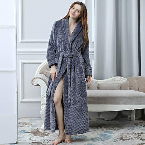 Y Dormir Size Para Women black Franela xl color L Ropa Mujer Noche Mallty M De Loungewear gray Women Vestido Hombre xzgwqRnaY
