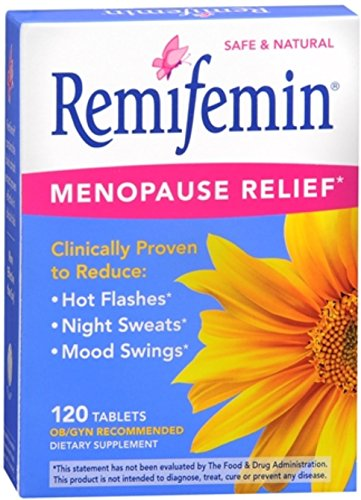 Remifemin Menopause Tablets 120 Tablets (Pack of 9) by Remifemin (Image #1)