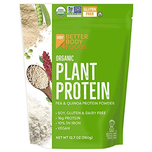 LIVfit Superfood Organic Plant Protein — Add Vegan Protein