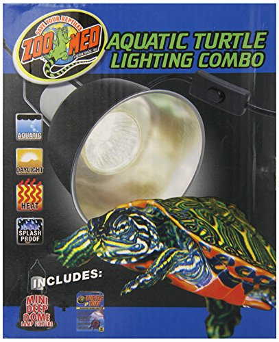 Zoo Med Combo Aquatic Turtle Lighting by Zoo Med