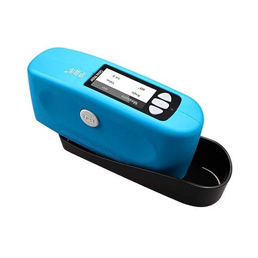 Digital Handheld Glossmeter with Angle 60 Degree Portable Gloss Tester Meter with Gloss Measuring Range 0 to 200Gu Single Angle Glarimeter - - Amazon.com
