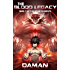 The Blood Legacy (The Divine Elements Book 1)