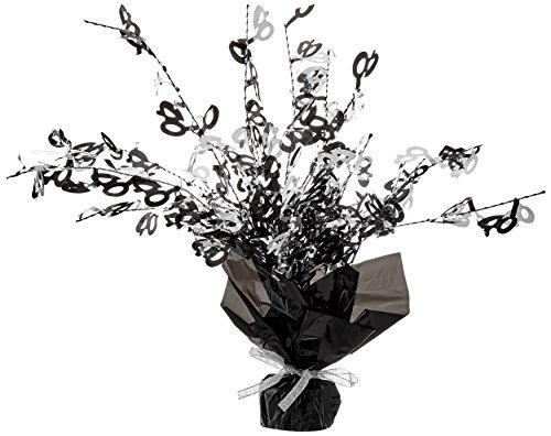 Beistle 57930-40 40 Gleam 'N Burst Centerpiece, 15-Inch]()