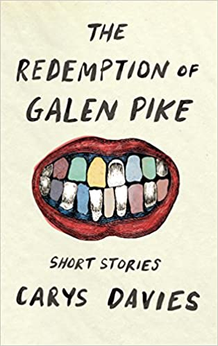 Amazon.com: The Redemption of Galen Pike (9781771961394): Davies, Carys:  Books