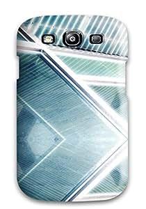 For Galaxy S3 Fashion Design Dual Monitors Zombie Case-hJwrtCl8299RiXcs