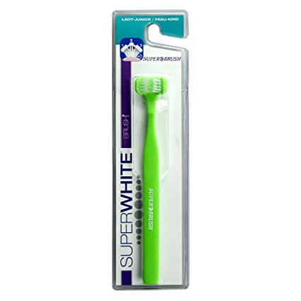 Superwhite Superbrush Cepillo de dientes para niños 1 pieza