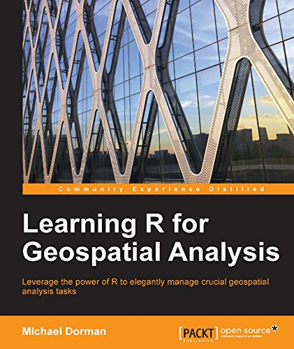 Download Learning R for Geospatial Analysis Pdf