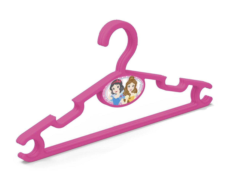 Boyztoys Disney Princess, Grucce appendiabiti per bambini, colore: rosa, confezione da 3 Stor 30762