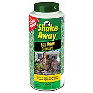 Shake Away 2852228 Fox Urine Granules, 28-1/2-Ounce