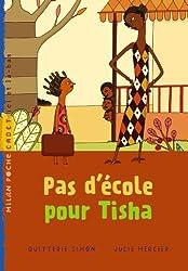 Pas décole pour Tisha