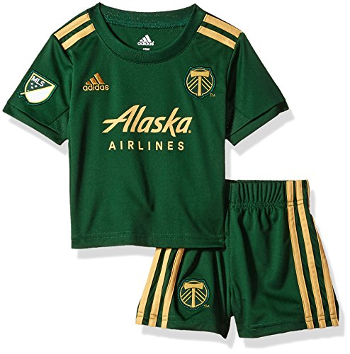 (MLS Portland Timbers Primary Box Set Jersey, 24 Months,)