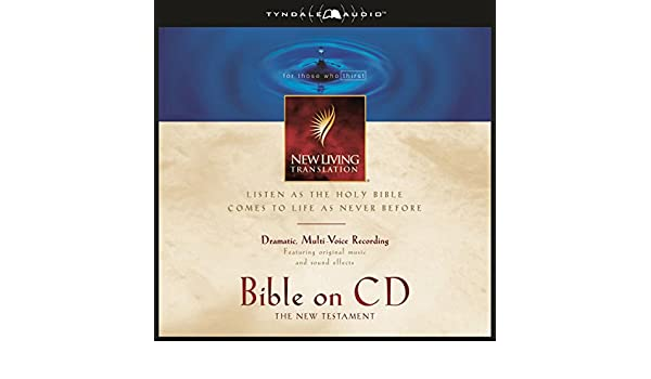 Bible on CD NLT New Testament (Audible Audio Edition): Tyndale House