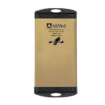Amazon.com: AliMed - Rodillo suave, dorado, corto, estrecho ...