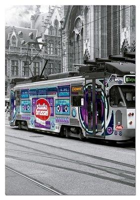 Educa Ghent's Tram, Belgium 500 Piece Puzzle