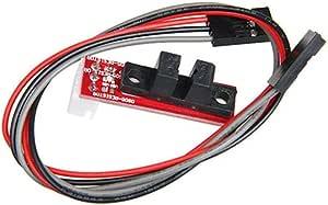 مفتاح تحديد نهاية مسار حركة ضوئي مع كابل للطابعات ثلاثية الابعاد