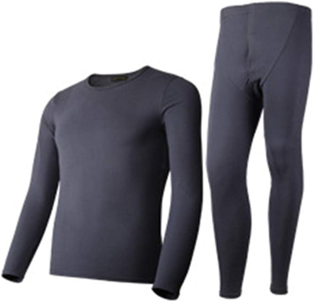 Ultra Chaud Haut Maillot de Corps Pantalon Bas Hiver Ski Montagne Homme//Femme sous-v/êtements Thermiques Fluff Doublure