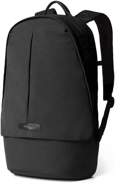 Bellroy Classic Backpack Plus Commuter Backpack, Fits 15 Laptop – Black
