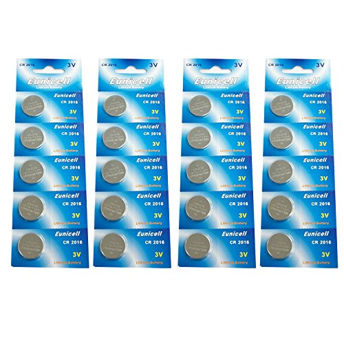 Cr2016 Coin Cell Battery - 5