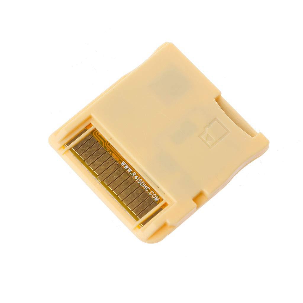 Enyu - Tarjeta de Descarga para Nintendo 3DS NDSi NDSL NDS sin ...