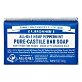 Best Castile Soaps - Dr. Bronner's Magic Soaps Pure-Castile Soap, All-One Hemp Review