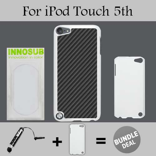 ipod 5 carbon fiber case - 6