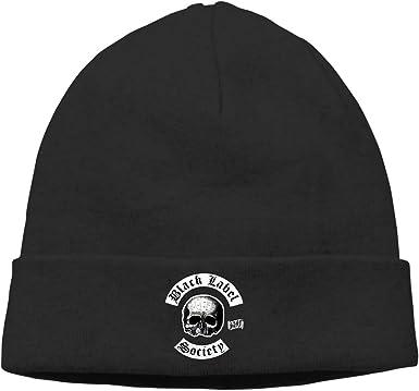 Black Label Society Beanie Hat BLS Band Logo Sdmf Official Black
