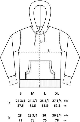 EarthPositive organiczna bluza z kapturem, uniseks: Odzież