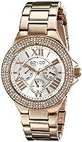 SO&CO York Women's 5019.4 Madison Analog Display Quartz Rose Gold Watch by SO&CO MFG