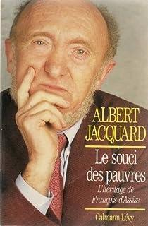 Le souci des pauvres : L'héritage de François d'Assise par Jacquard