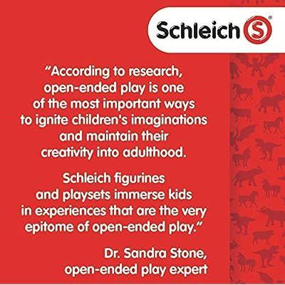 Schleich Wild Life Green Anaconda Educational Figurine for Kids Ages 3-8: Schleich: Toys & Games