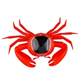 TATEELY Kid Solar Energy Powered Toy Mini Kit Novelty Power Crab Ant Robot Bug Grasshopper Educational Gadget Toy For Children Baby