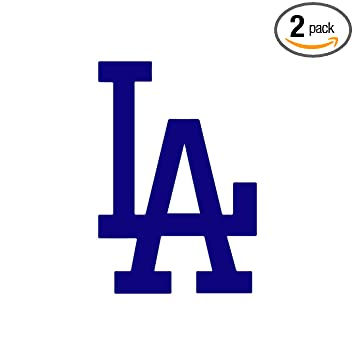 Amazon Angdest Mlb Los Angeles Dodgers Navy Blue Set Of 2