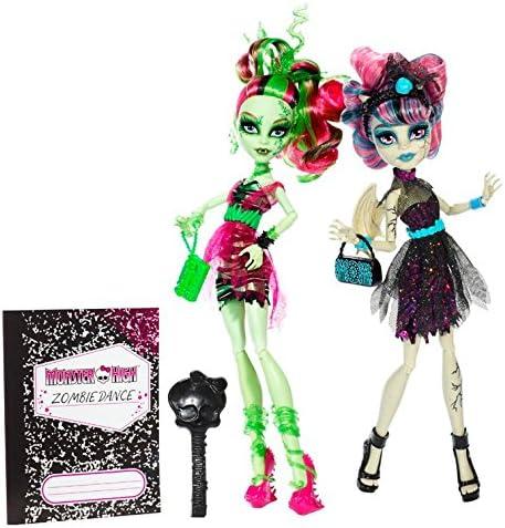 Monster High - Muñeca Zombi-Baile Rochelle (Mattel BJR17): Amazon.es: Juguetes y juegos