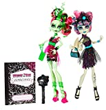 Monster-High-Zombie-Shake-Rochelle-Goyle-and-Venus-McFlytrap-Doll-2-Pack