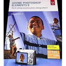 Photoshop Elements V9 Mplat Retail 1u Mb No Rebate  Eol 9/6